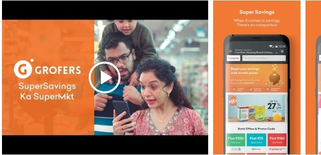 Grofers customer care