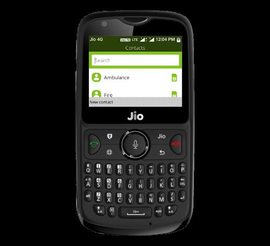 jio phone 2
