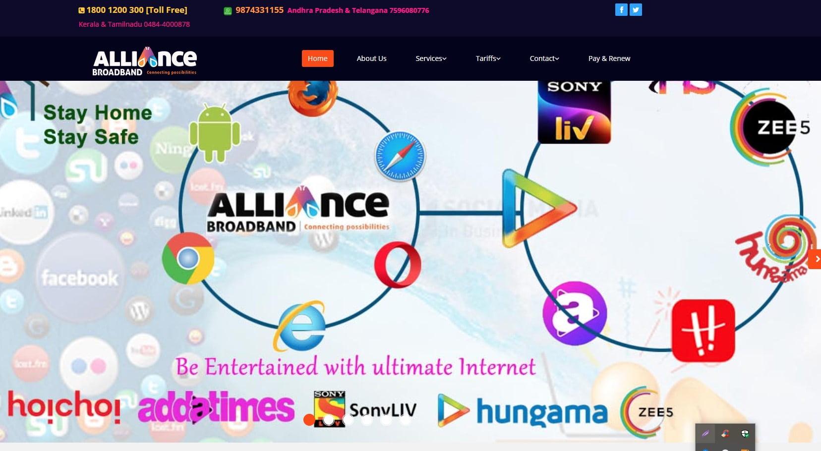 Alliance Broadband